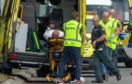 Số người thiệt mạng trong vụ xả súng kinh hoàng ở New Zealand nâng lên 50