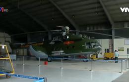 Khám phá nhà máy sửa chữa trực thăng ở Đồng Nai