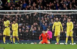 Chelsea lỡ cơ hội vào top 5 Ngoại hạng Anh