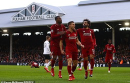 VIDEO tổng hợp diễn biến Fulham 1-2 Liverpool (Vòng 31 Ngoại hạng Anh)