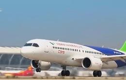 C919 - Mẫu máy bay tham vọng thay thế Boeing 737 MAX