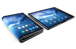 Công ty hoàn thiện smartphone màn hình gập đầu tiên lại đang... thiếu vốn