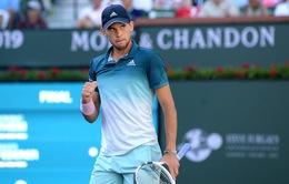 Chung kết Indian Wells 2019: Thất bại trước Thiem, Federer lỡ danh hiệu ATP thứ 101