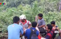 Lở đất ở Indonesia, ít nhất 2 người thiệt mạng