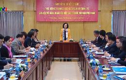 Tiếp tục đổi mới công tác đối ngoại nhân dân