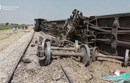 Pakistan: Đánh bom tàu hỏa, ít nhất 14 người thương vong