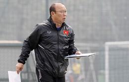 HLV Park Hang-seo rút gọn danh sách sơ bộ U23 Việt Nam: Chia tay 5 cầu thủ