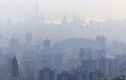 Ô nhiễm không khí giết chết nhiều người hơn khói thuốc lá