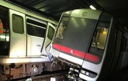 Tai nạn tàu điện ngầm tại Hong Kong (Trung Quốc)