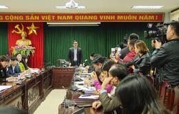 """Bộ Y tế: """"Chưa có cơ sở khẳng định vụ trường mầm non Thanh Khương liên quan tới hàng loạt học sinh bị nhiễm sán ở Bắc Ninh"""""""
