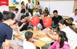 Phụ huynh ngày càng chú trọng kỹ năng phát triển tư duy cho trẻ
