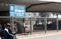 Bác bỏ đề xuất dùng gầm cầu vượt làm bãi đỗ xe
