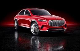 """Mercedes sắp tung siêu phẩm """"ngáng đường"""" Rolls-Royce Cullinan"""