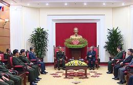 Tăng cường quan hệ hợp tác quốc phòng Việt Nam - Lào
