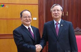 Thúc đẩy quan hệ hữu nghị Việt Nam - Trung Quốc phát triển lành mạnh, ổn định