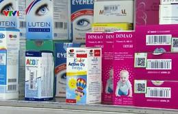 """""""Ma trận"""" thực phẩm chức năng vitamin D cho trẻ em"""