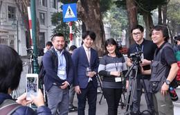 Bí quyết giúp bạn trẻ Việt trả lời phỏng vấn phóng viên quốc tế?
