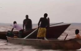 Lao động nô lệ tại Ghana - Những đứa trẻ bị bán với giá 1 con bò