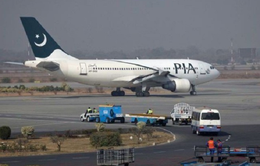 Pakistan chưa mở lại toàn bộ không phận