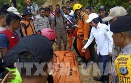 Indonesia giải cứu người mắc kẹt trong vụ sập mỏ vàng