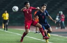"""U23 Thái Lan - U23 Indonesia: Xem """"giò"""" đối thủ của U23 Việt Nam"""