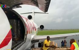 Liên Hợp Quốc gửi viện trợ tới Mozambique