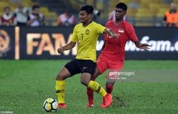 Airmarine Cup: Á quân AFF Cup Malaysia bất ngờ bại trận!