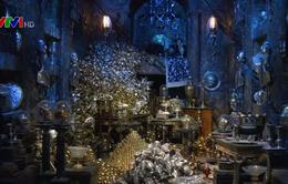 Ngân hàng phù thủy Harry Potter mở cửa tham quan vào tháng 4