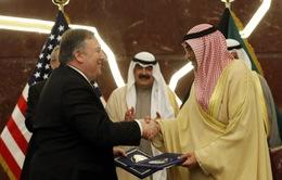 Mỹ củng cố quan hệ đồng minh tại Trung Đông