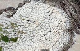Chiêm ngưỡng kỳ quan địa chất siêu thực ở Trung Quốc
