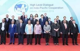Việt Nam dự Đối thoại cấp cao về Hợp tác ở Ấn Độ Dương-Thái Bình Dương