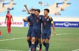 U23 Thái Lan thắng sốc U23 Indonesia ở trận mở màn vòng loại U23 châu Á 2020