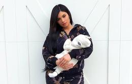 Kylie Jenner không muốn con gái lên sóng truyền hình