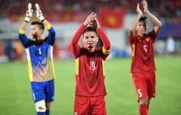 VTV5 trực tiếp trận U23 Việt Nam - U23 Brunei ở vòng loại U23 châu Á 2020