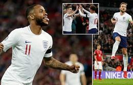 Kết quả bóng đá vòng loại EURO 2020 sáng 23/3: Anh, Pháp thắng đậm, Bồ Đào Nha hoà Ukraine