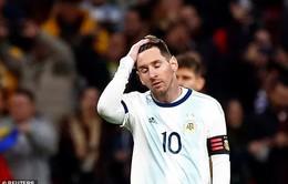 Giao hữu: Messi trở lại, ĐT Argentina thất bại 1-3 trước Venezuela