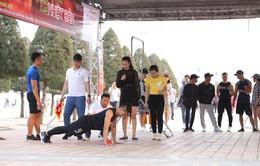 Sôi nổi vòng loại Sasuke Việt Nam mùa 5 tại Đà Nẵng