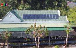 Tận dụng năng lượng Mặt trời để ứng phó biến đổi khí hậu