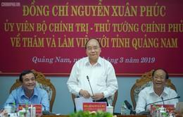Quảng Nam phải tăng gấp đôi GRDP sau 5 năm