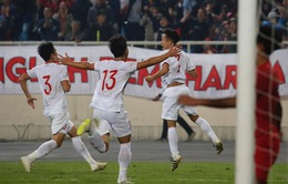 U23 Indonesia 0-1 U23 Việt Nam: Chiến thắng nghẹt thở!