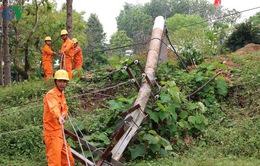 Nỗ lực khắc phục sự cố điện tại vùng cao Quảng Nam