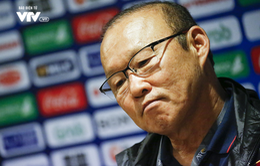 HLV Park Hang-seo: Tôi không hài lòng về U23 Việt Nam