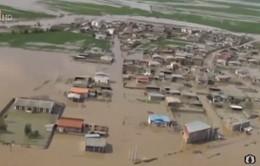 Lũ lụt gây thiệt hại nghiêm trọng tại Iran