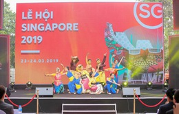 Lễ hội Singapore lần đầu tiên tại Việt Nam khai mạc với nhiều hoạt động không nên bỏ lỡ