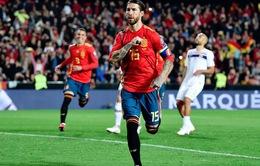 """""""Sergio Ramos là trung vệ tử tế nhất"""""""