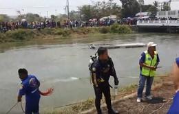 Xác minh nhân thân 5 công dân Việt thiệt mạng trong vụ tai nạn giao thông ở Thái Lan