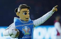 UEFA công bố linh vật EURO 2020