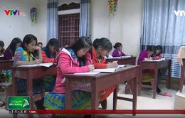 Mang ánh sáng đến lớp học vùng cao tỉnh Lai Châu