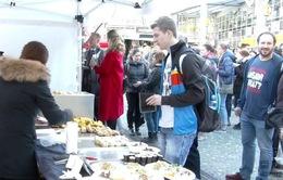 Lễ hội ẩm thực đường phố Czech tôn vinh món ăn Việt