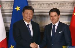 """Italy tham gia sáng kiến """"Vành đai, con đường"""""""